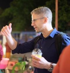 Dr Saul Tobias