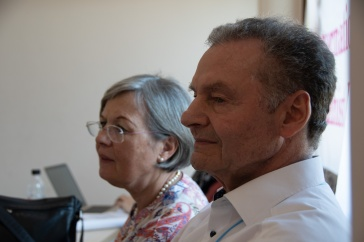Franz and Johanna Gschwind